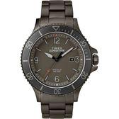 【分期0利率】TIMEX 天美時 灰黑 大錶面 44mm 全新原廠公司貨 TXTW4B10800