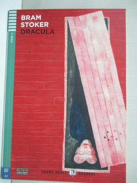 【書寶二手書T3/原文小說_BDB】Dracula_Bram Stoker ; adaptation and activities by Janet Borsbey and Ruth Swan ; illustr