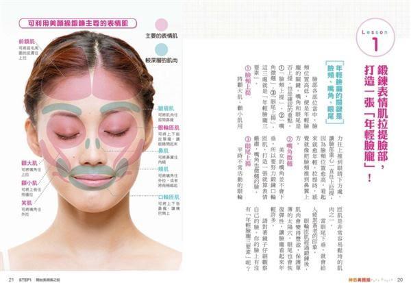 (二手書)神奇美顏操!:每天10分鐘,就能緊緻臉龐,擁有完美小臉!