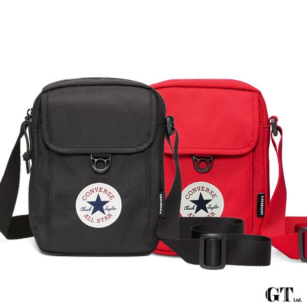 【GT】Converse 黑紅 側背包 素面 側背 斜背 隨身 小包 背包 包包 斜背包 隨身包 單肩背 基本款