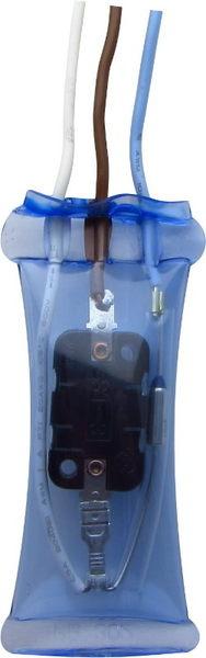 方型 除霜冰箱溫度控制器 (3線+內保險絲) 化霜器 除霜開關 冰箱恆溫器 冰箱溫度保險絲 溫度開關