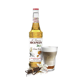 Monin糖漿-烤布蕾1L (專業調酒比賽 及 世界咖啡師大賽 指定專用產品)
