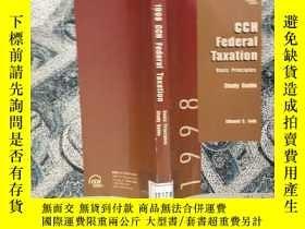 二手書博民逛書店1998罕見CCH Federal Taxation聯邦稅收Y2