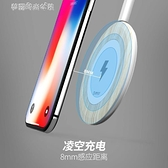 無線充電器 iPhoneX無線快充雙線圈充電模塊蘋果8/8p手機S6/S7/S8谷歌LG智慧識別通用  【免運快出】