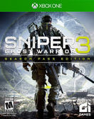 X1 Sniper Ghost Warrior 3 狙擊之王:幽靈戰士 3(美版代購)