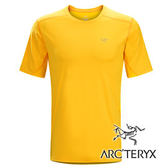 Arc''teryx 始祖鳥 Accelero Comp 短袖快乾圓領T恤 男『鉬鉛橘』12084 路跑衣│健身服│機能衣