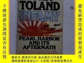 二手書博民逛書店英文書罕見john toland infamy 約翰·托蘭的惡名。Y16354 詳情見圖片 詳情見圖片