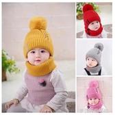 寶寶帽子毛線帽秋冬季女童時尚男童潮0-1-2歲嬰兒童韓版3公主冬天 夢露時尚女裝