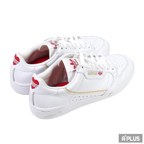 ADIDAS 女 CONTINENTAL 80 經典復古鞋 - FW6391