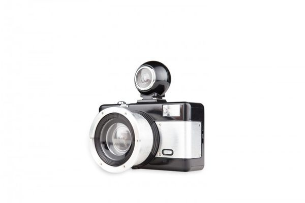 【 Lomography Fisheye No. 2 Black 魚眼相機 】Norns 170度廣角 公司貨 另有 holga diana mini 聖誕禮物
