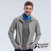 PolarStar 中性 UV CUT抗風外套『沙灰』P18115 防曬外套│休閒外套│吸濕排汗外套│穿指式袖口外套