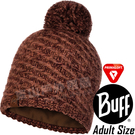 BUFF 117849.404 Knitted 羊毛針織刷毛保暖帽 快乾機能帽/防風防寒毛帽/旅遊雪地帽/滑雪遮耳帽