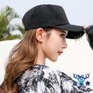 【買一送一】運動棒球帽時尚鴨舌帽遮陽帽子韓版潮女士【古怪舍】