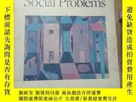 二手書博民逛書店serious罕見social problems(京)Y179933 見圖 見圖