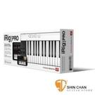 【缺貨】iRig Keys Pro 標準鍵MIDI鍵盤 附Lightning線(原廠公司貨)iPhone/iPad/PC/MAC 通用型