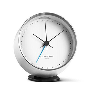 丹麥 Georg Jensen HK 系列 Alarm Clock 喬治傑生 漢寧 古柏 鬧鐘