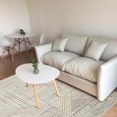 地毯客廳沙發茶幾臥室可愛房間床邊北歐家用【聚寶屋】