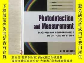 二手書博民逛書店PHOTODETECTION罕見AND MEASUREMENT光電探測與測量Y256073 MARK JOHN