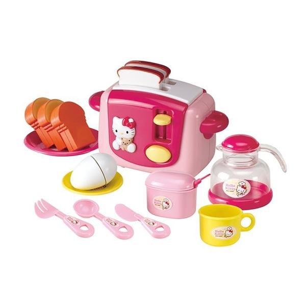 Hello Kitty 凱蒂貓 烤麵包機 TOYeGO 玩具e哥