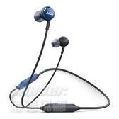 【曜德視聽】AKG Y100 WIRELESS 藍色 無線藍牙耳機 8Hr續航力 磁吸設計 / 免運 / 送絨布袋
