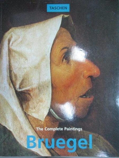 【書寶二手書T1/藝術_QIB】Pieter Bruegel the Elder, c. 1525-1569 : peasants..