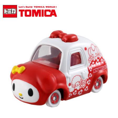日貨 TOMICA CARS MY MELODY DREAM TM SP 美樂蒂小汽車 多美小汽車 多美夢幻版小汽車 TAKARA TOMY 日本進口