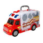 兒童玩具 聲光消防車工具組 661-175