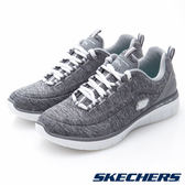 SKECHERS (女) 運動系列 SYNERGY 2.0 - 12365GRY