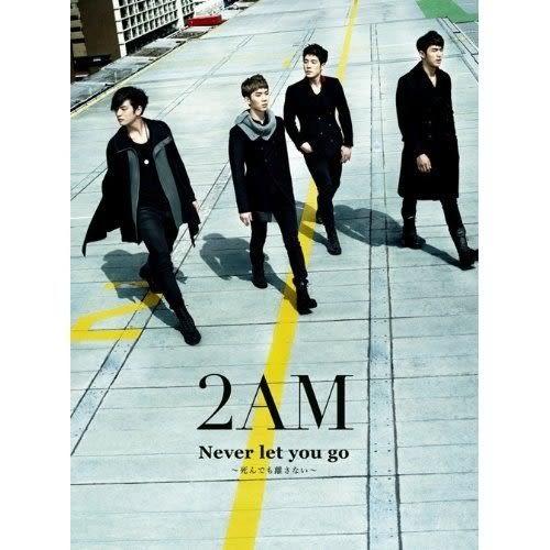 2AM 死也不放開你 CD附DVD (購潮8)