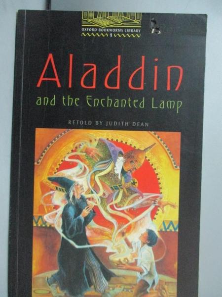 【書寶二手書T5/語言學習_GTP】Aladdin and the Enchanted Lamp: Level 1_De