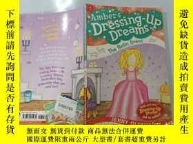 二手書博民逛書店Amber罕見Dressing—up Dreams:安伯扮夢Y200392