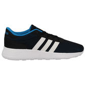 Adidas Lite Racer 愛迪達 男 深藍 寶藍 白 輕量 慢跑鞋 運動鞋 休閒鞋 AW3873