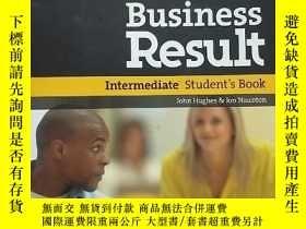 二手書博民逛書店Business罕見Result: Intermediate: Student s Book with DVD-R