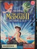 挖寶二手片-B14-正版DVD-動畫【小美人魚2:重返大海】-迪士尼 國英語發音(直購價) 海報是影印