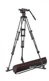 MANFROTTO MVKN8TWINGC Nitrotech N8 專業錄影腳架套組 (含N8雲台+碳纖維雙管三腳架)【正成公司貨】