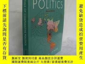 二手書博民逛書店Essentials罕見of Comparative Polit