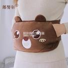 防爆熱水袋充電式暖水袋煖寶寶注水煖宮暖手寶暖敷肚子可愛毛絨女 設計師生活百貨