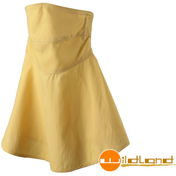 Wildland荒野 W1802-33駱黃 涼感紗抗UV檔布口罩