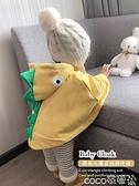 熱賣嬰兒斗篷 兒童斗篷春秋嬰兒披風卡通男女寶寶外出服防風純棉新生兒披肩韓版 coco