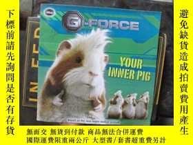 二手書博民逛書店b0040g-force(your罕見inner pig)196