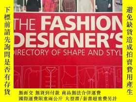 二手書博民逛書店The罕見Fashion Designer s Director