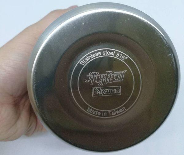 米雅可經典316不鏽鋼真空燜燒罐附湯匙500ml  附袋子 保溫罐 食物罐 316不銹鋼 保溫 保冷 台灣製造