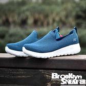 SKECHERS Go Walk Joy Activate 藍綠 網布 懶人鞋 女 (布魯克林) 2018/5月 15609NVTL