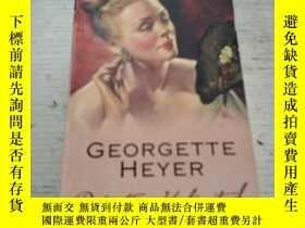 二手書博民逛書店GEORGETTE罕見HEYER:喬治特海耶爾(外文)Y2128
