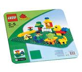 玩具反斗城  樂高LEGO 得寶2304  綠色大底板