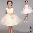 童裝  花童禮服兒童婚紗  白雪公主裙 演出裙 蓬蓬裙【莎芭】