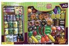 *幼之圓*仿真食物玩具補充盒~120PC...