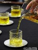 耐高溫杯子加厚茶杯家用品茗杯子套裝透明小杯子 【快速出貨】