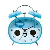 北極星創意鬧鐘頭兒童鬧鐘簡約個性電子鬧鐘