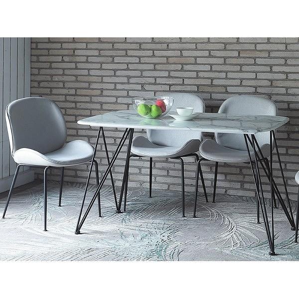 餐桌 CV-738-4 約克大理石餐桌 (不含椅子) 【大眾家居舘】